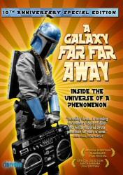 A Galaxy Far, Far Away DVD cover art