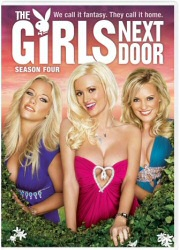 The Girls Next Door: Season Four DVD cover art