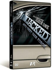 Jacked: The Complete Season One DVD cover art