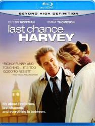 Last Chance Harvey Blu-Ray cover art