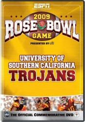 Rose Bowl 2009 DVD cover art