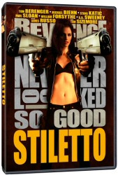 Stiletto DVD cover art
