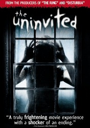The Uninvited (2008) DVD cover art