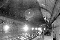 Abandoned tube stations