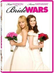Bride Wars DVD cover art