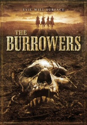The Burrowers DVD cover art