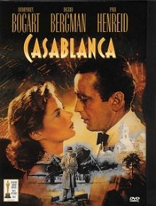 Casablanca DVD cover art