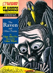 Classics Illustrated #4: Poe: The Raven