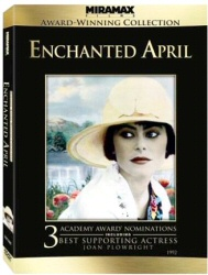 Enchanted April DVD cover art