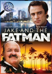 Jake and the Fatman Season 2 DVD cover art