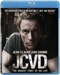 JCVD Blu-Ray cover art