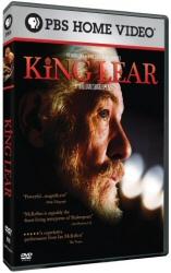 King Lear DVD cover art