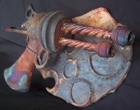 Raku ray gun