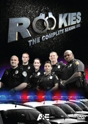 Rookies: The Complete Season One DVD cover art
