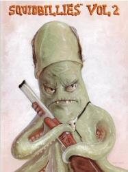 Squidbillies, Vol. 2 DVD cover art