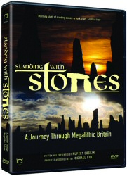 Standing With Stones DVD cover art