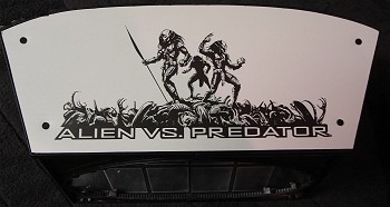 Aliens vs. Predator: Birth of the Hybrid logo
