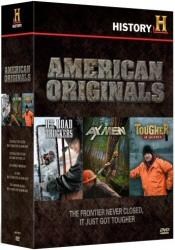American Originals DVD cover art