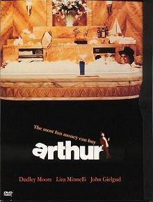 Arthur DVD cover art