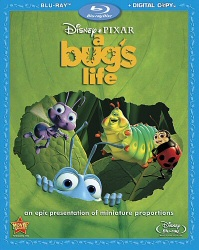 A Bug's Life Blu-Ray cover art