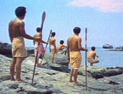 Danger on Tiki Island