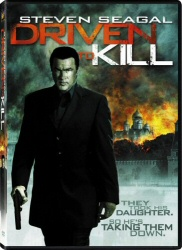 Driven to Kill DVD cover art