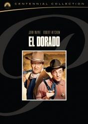 El Dorado DVD cover art