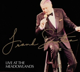 Frank Sinatra: Live at the Meadowlands CD cover art
