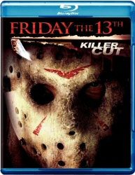 Friday the 13th remake Blu-Ray cover art