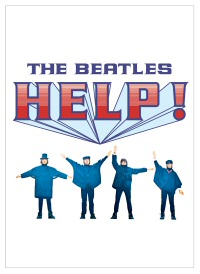 Help! album cover art