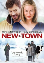 New in Town DVD cover art