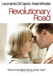 Revolutionary Road DVD cover art