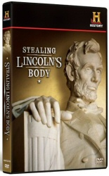 Stealing Lincoln's Body DVD cover art