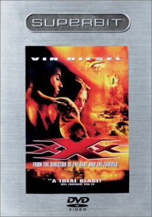 XXX Superbit DVD cover art