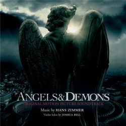 Angels & Demons soundtrack cover art