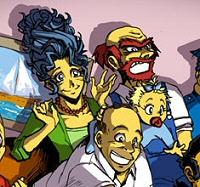 Anime Simpsons