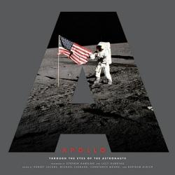 Apollo: Through the Eyes of the Astronauts book cover art
