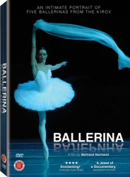 Ballerina DVD cover art