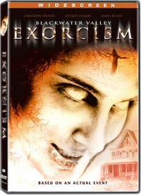 Blackwater Valley Exorcism DVD cover art