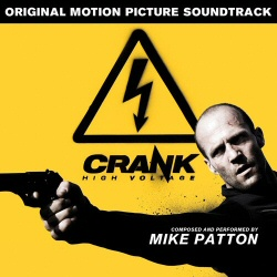 Crank: High Voltage soundtrack cover art