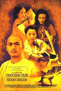 Crouching Tiger, Hidden Dragon movie poster