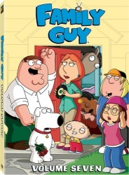 Family Guy, Vol. 7 DVD cover art