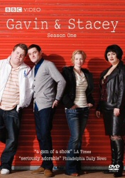 Gavin and Stacey: Season One DVD cover art