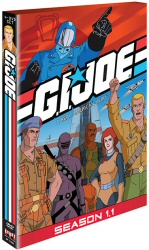 G.I. Joe Season 1.1 DVD cover art