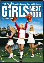 The Girls Next Door: Season Five DVD cover art