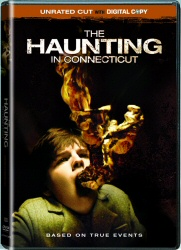 The Haunting in Connecticut DVD cover art