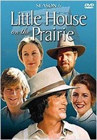 Little House on the Prairie: The Complete Season 6 DVD cover art