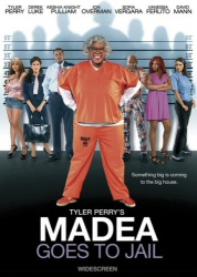 Madea Goes to Jail DVD cover art