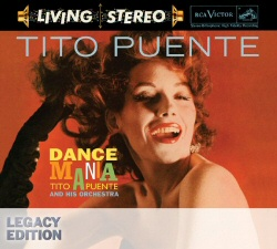 Tito Puente: Dance Mania CD cover art