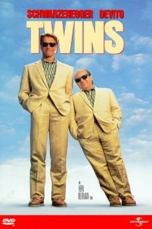 Twins DVD cover art